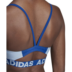 adidas BW Branded Bañadores Mujer, glossy blue